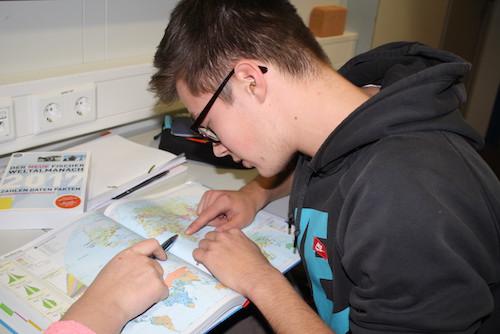 beispiel curriculum geographie